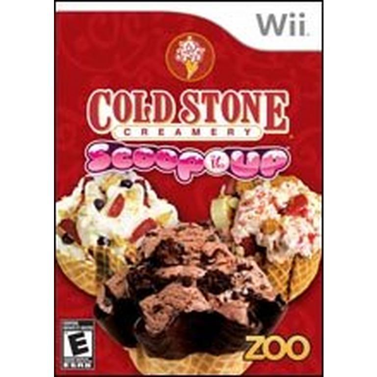 Coldstone: Scoop It Up