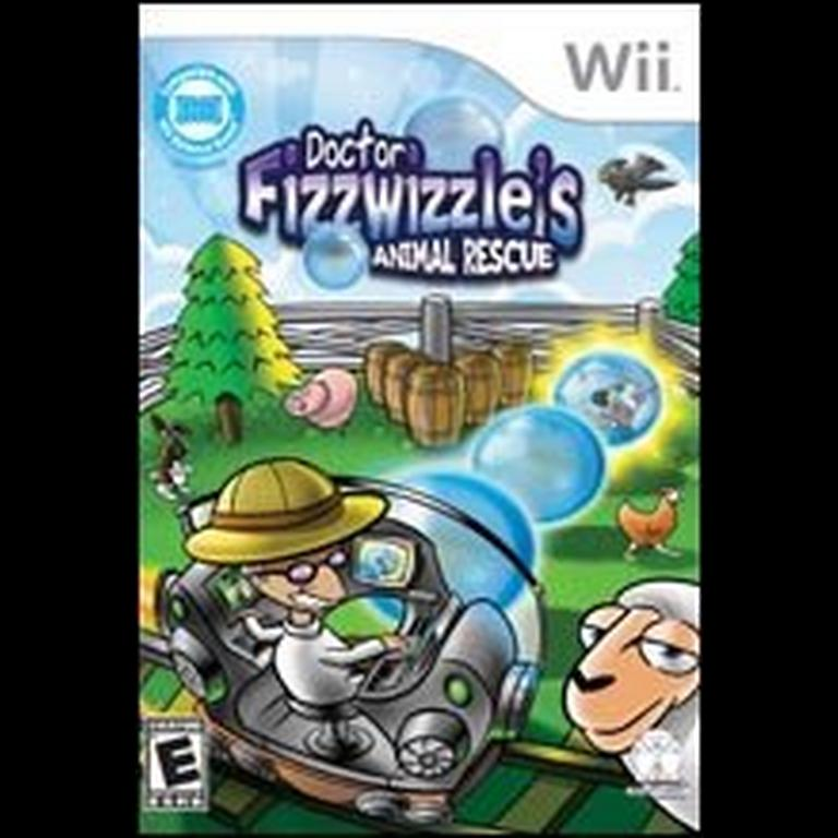 Doctor Fizzwhizele's Animal Rescue