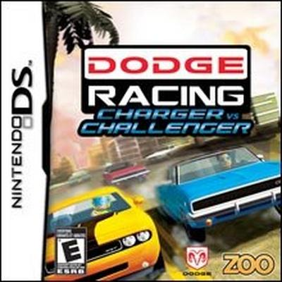 Dodge Racing Charger vs Challenger