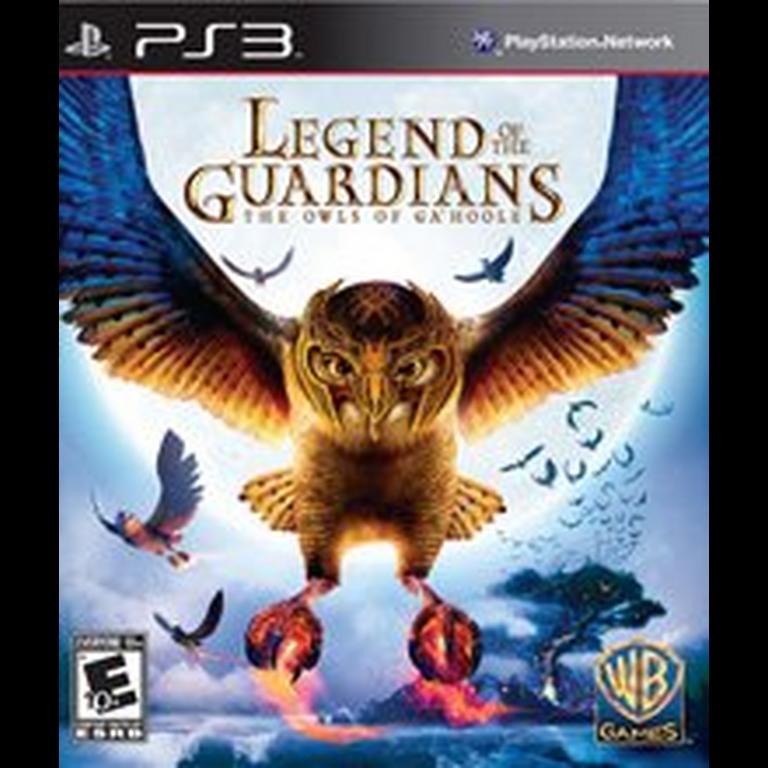 Legend of Guardians: Owls Ga'Hoole