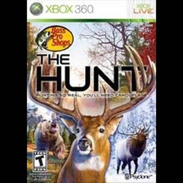Bass Pro Shops: The Hunt (Game Only)