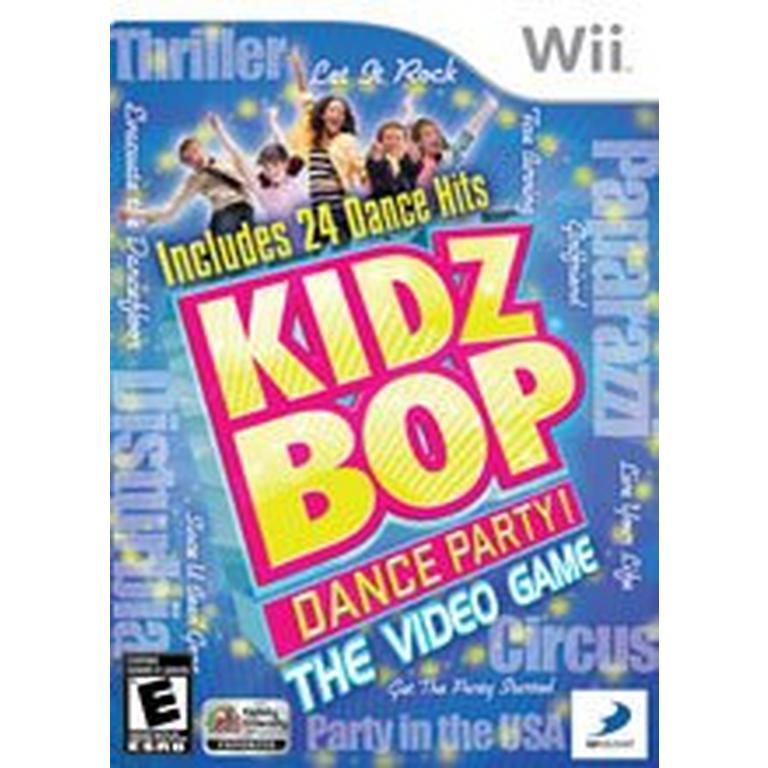 Kidzbop Dance Party