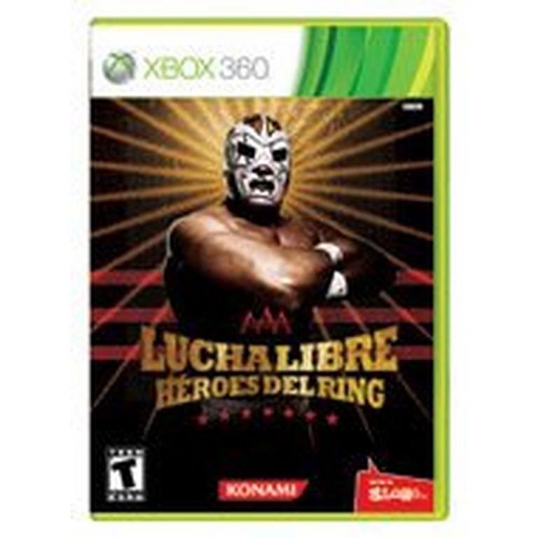 Lucha Libre AAA Heroes of the Ring