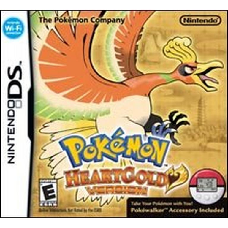 Pokemon HeartGold - Game Only