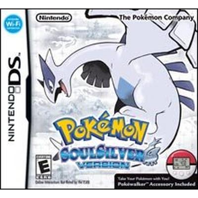 Pokemon SoulSilver - Game Only
