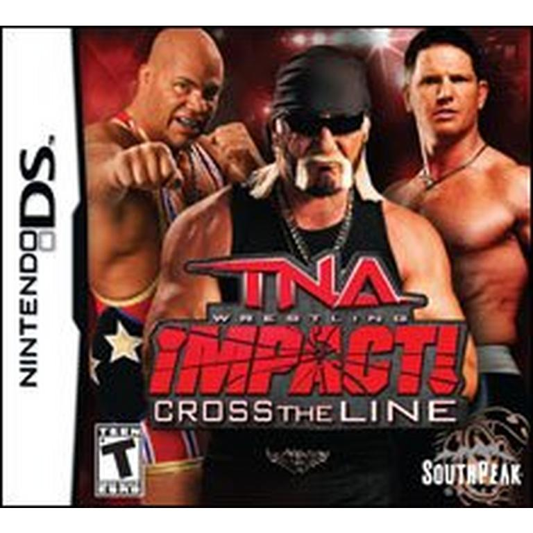 TNA Cross The Line