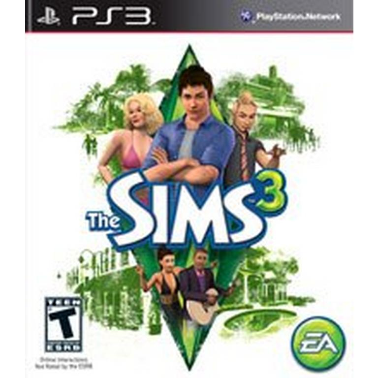 Electronic Arts The Sims 3 PS3 Available At GameStop Now!