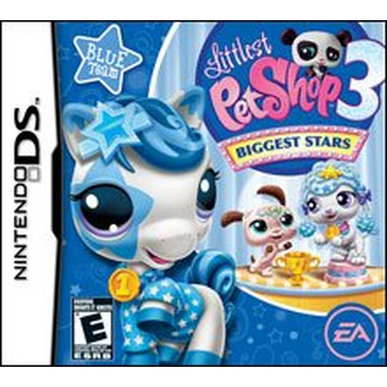 Littlest Pet Shop 3: Biggest Stars Blue