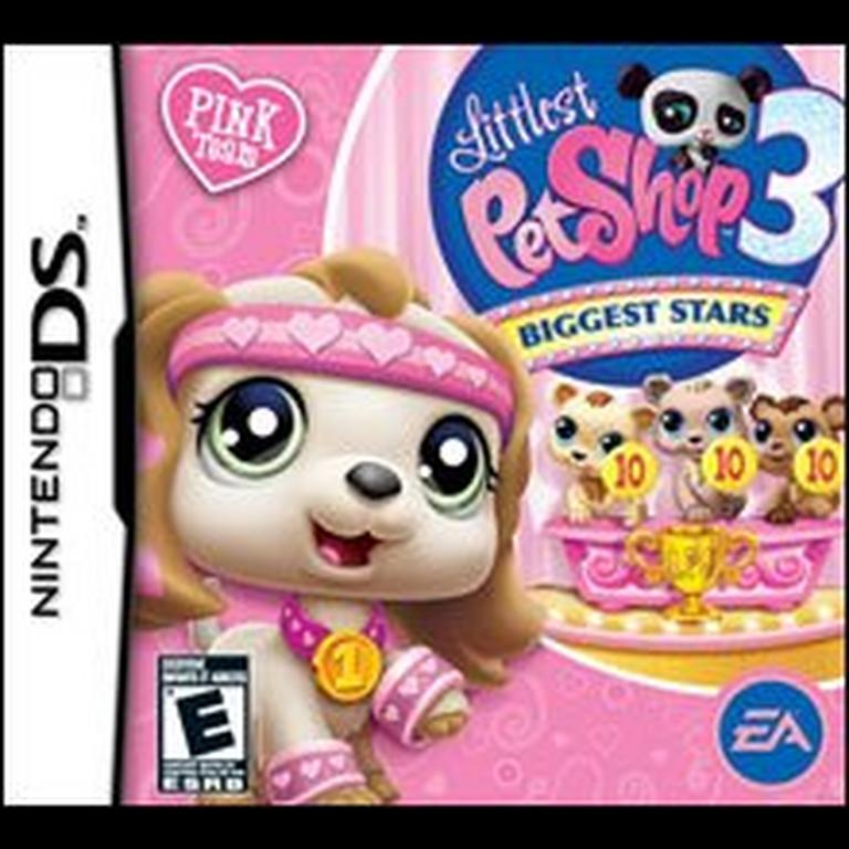 Littlest Pet Shop 3: Biggest Stars Pink