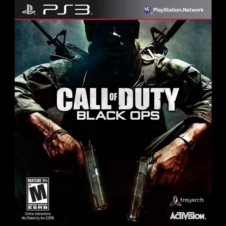 Call of Duty: Black Ops with First Strike Bundle