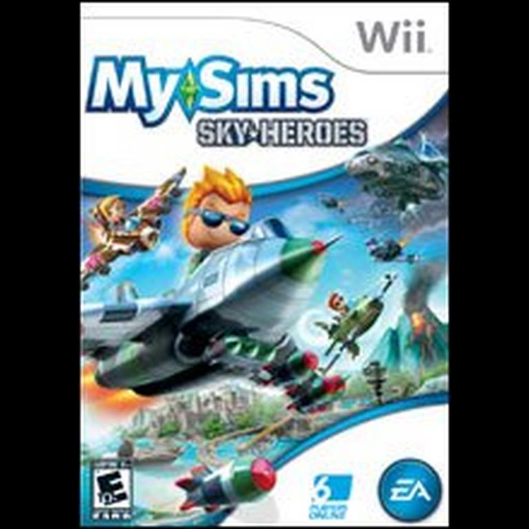 MySims SkyHeroes
