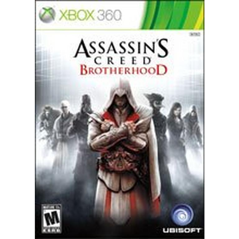 Assassin S Creed Brotherhood Xbox 360 Gamestop
