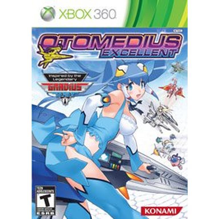 Otomedius Excellent Special Edition