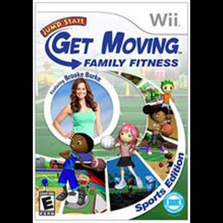 Jumpstart: Get Moving featuring Brooke Burke