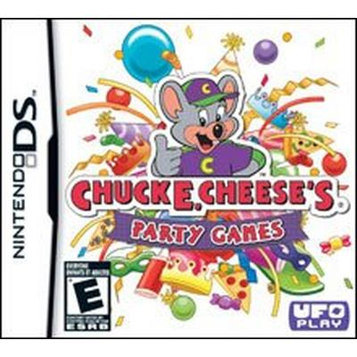 Chuck E Cheese's: Party Games