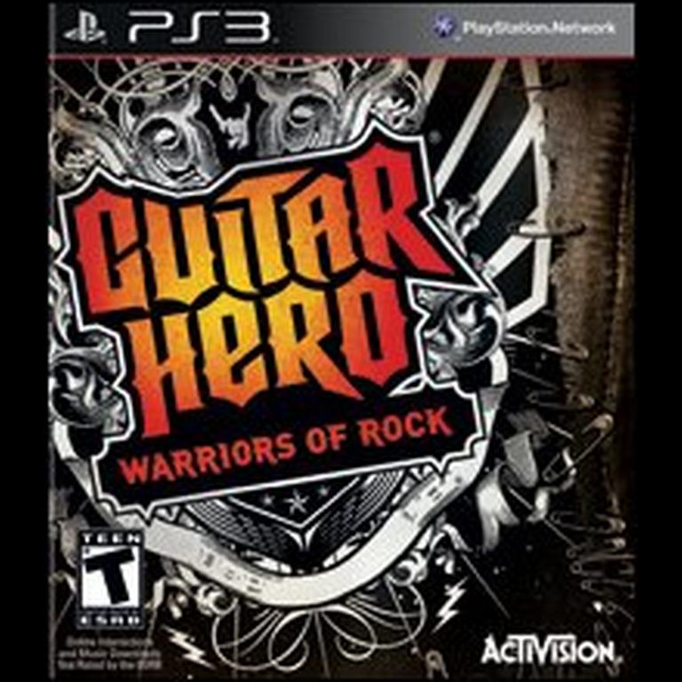 Guitar Hero: Warriors of Rock - Game Only