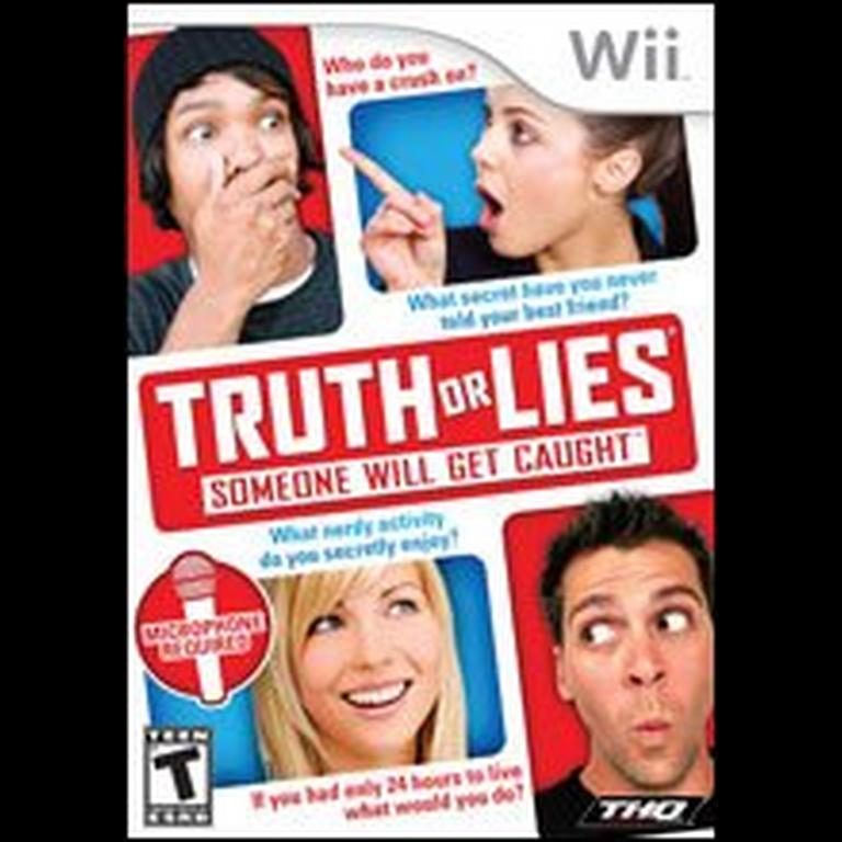 Truth or Lies - Game Only