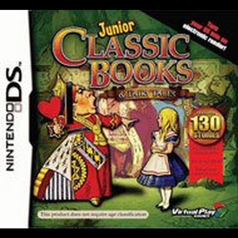 Junior Classic Books and Fairytales