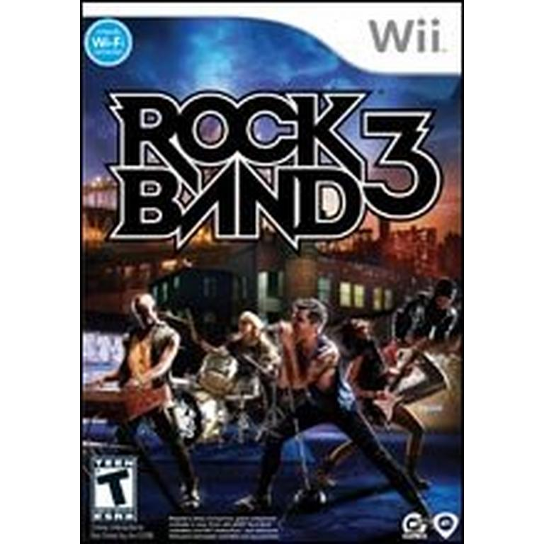 Rock Band 3 - Game Only