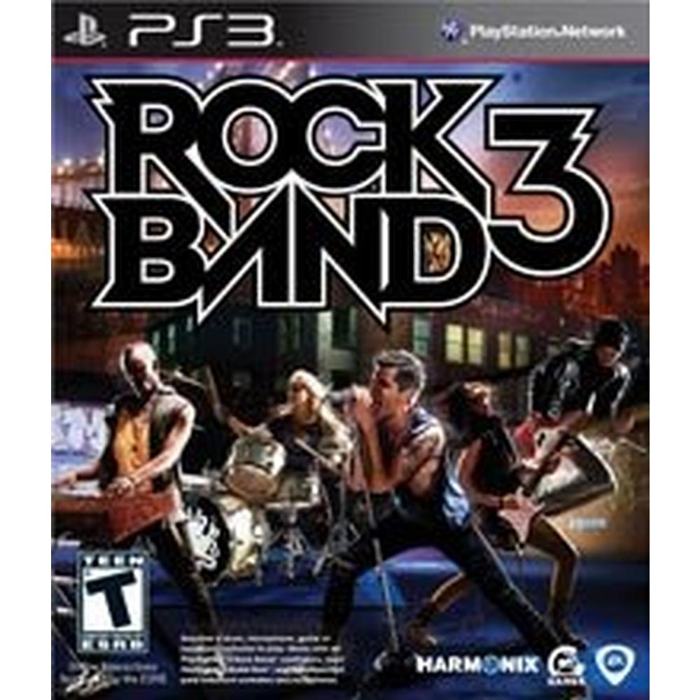 Rock Band 3 - Game Only | PlayStation 3 | GameStop
