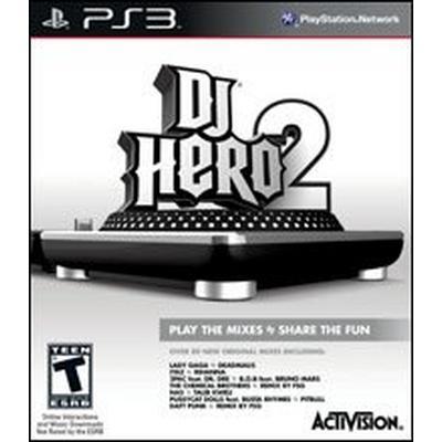 DJ Hero 2 - Game Only