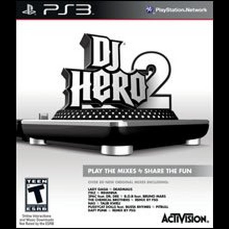 DJ Hero 2 (Game Only)