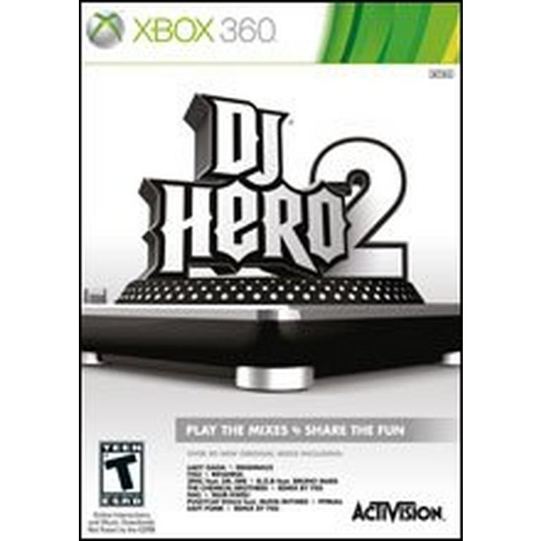 DJ Hero 2 - Game Only