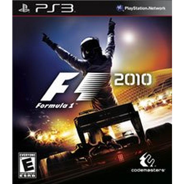 F1: 2010