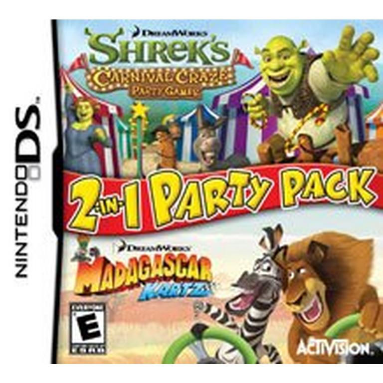 Dreamworks Party Pack