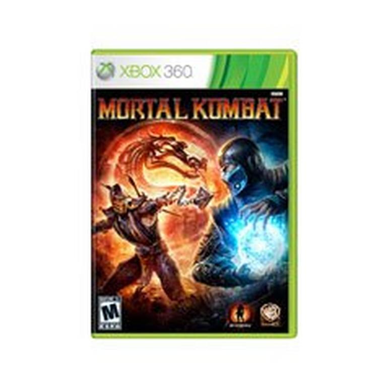 Mortal Kombat Xbox 360 Gamestop
