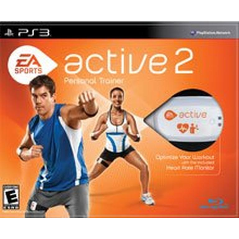 EA Sports Active 2.0 Bundle