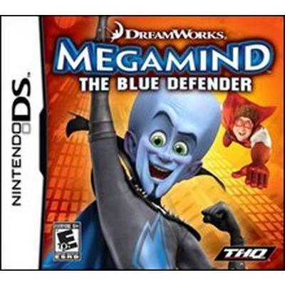Megamind THE BLUE DEFENDER