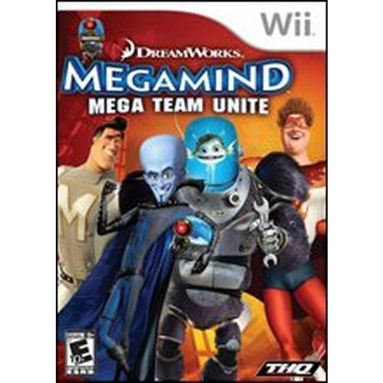 Megamind MEGA TEAM UNITE