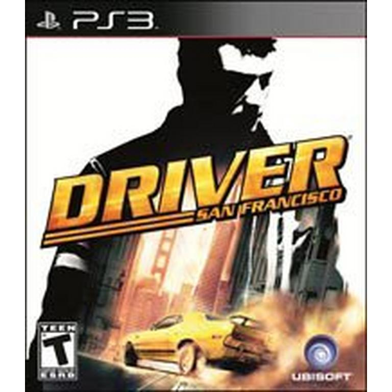Driver San Francisco Playstation 3 Gamestop