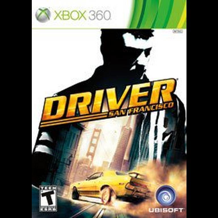 Driver San Francisco Xbox 360 Gamestop