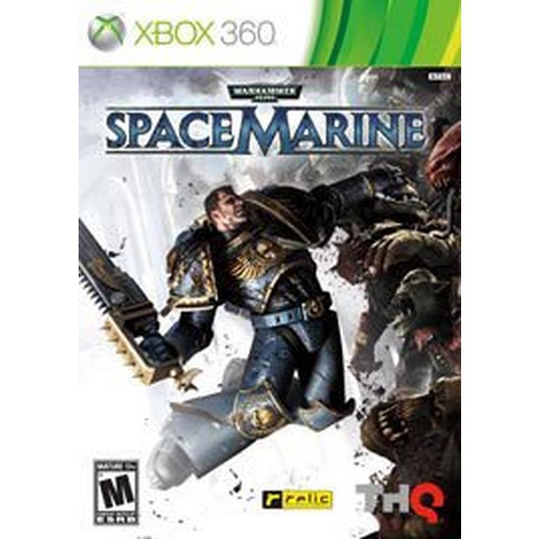 Warhammer 40k: Space Marine