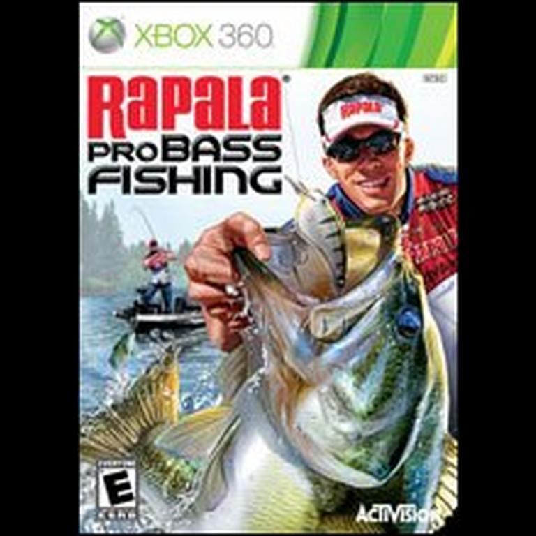 Rapala Pro Bass Fishing 2010 Xbox 360 Gamestop