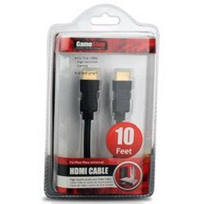 Universal HDMI Cable 10ft (GS)