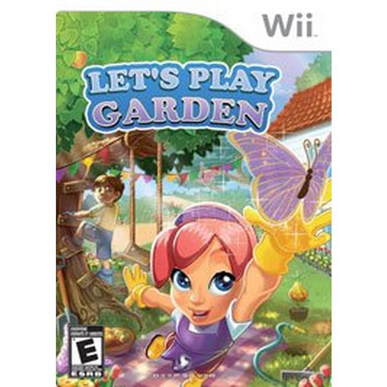 Let's Play: Garden