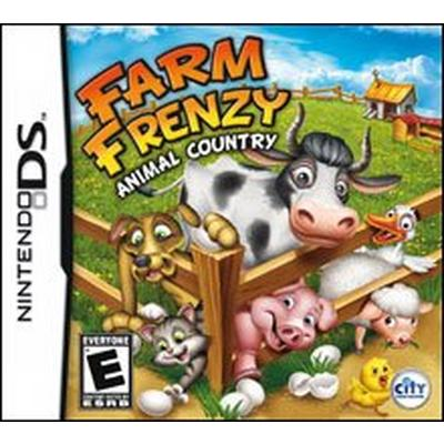 Farm Frenzy: Animal Country