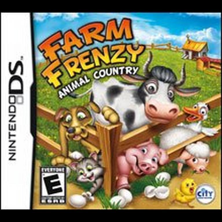 Farm Frenzy: Animal Country