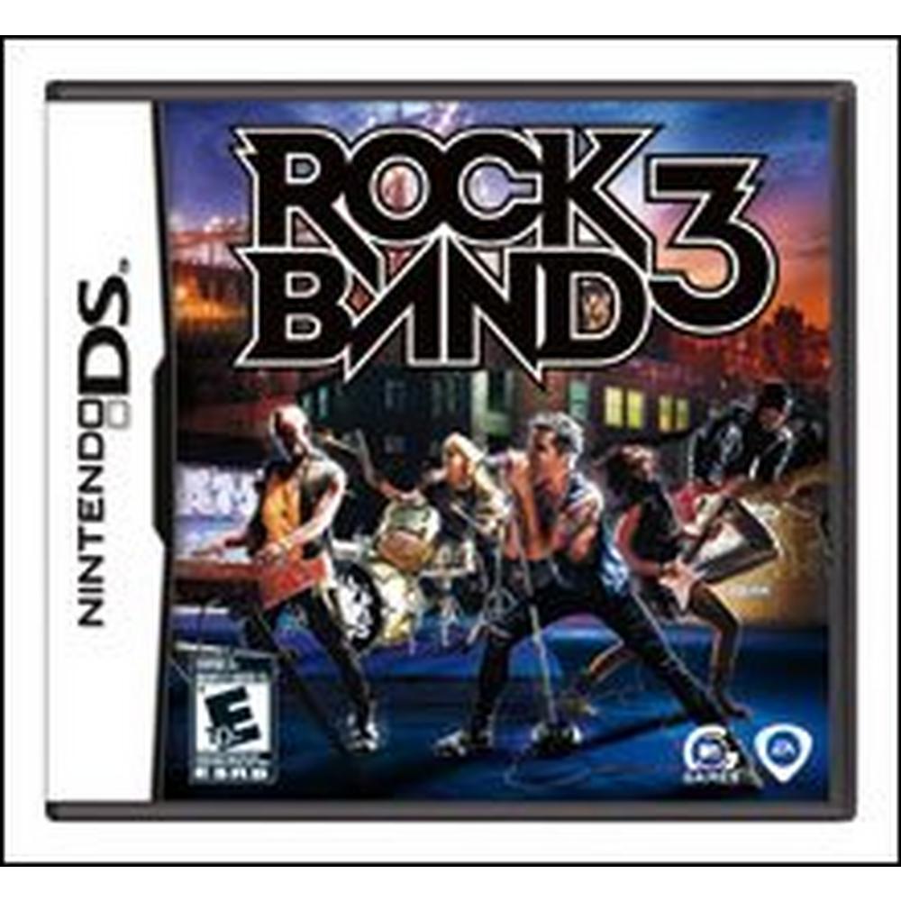 Rock Band 3 | Nintendo DS | GameStop