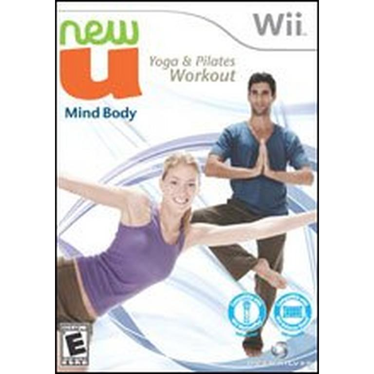 NewU Mind Body Yoga and Pilates Workout