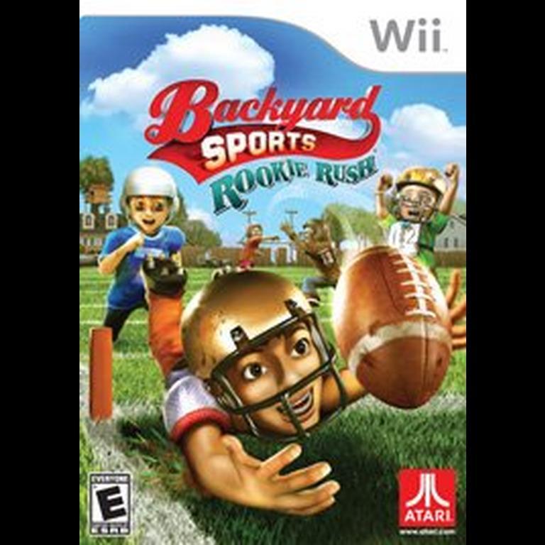 Backyard Sports: Rookie Rush