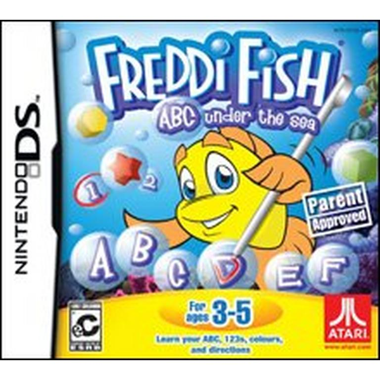 Freddi Fish ABC Under the Sea