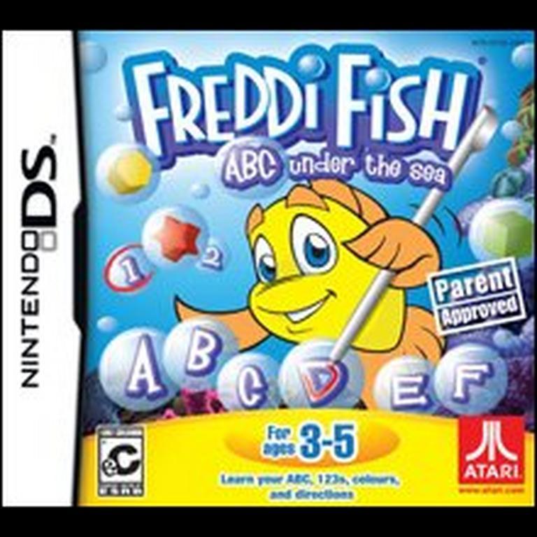 Freddi Fish ABC Under the Sea