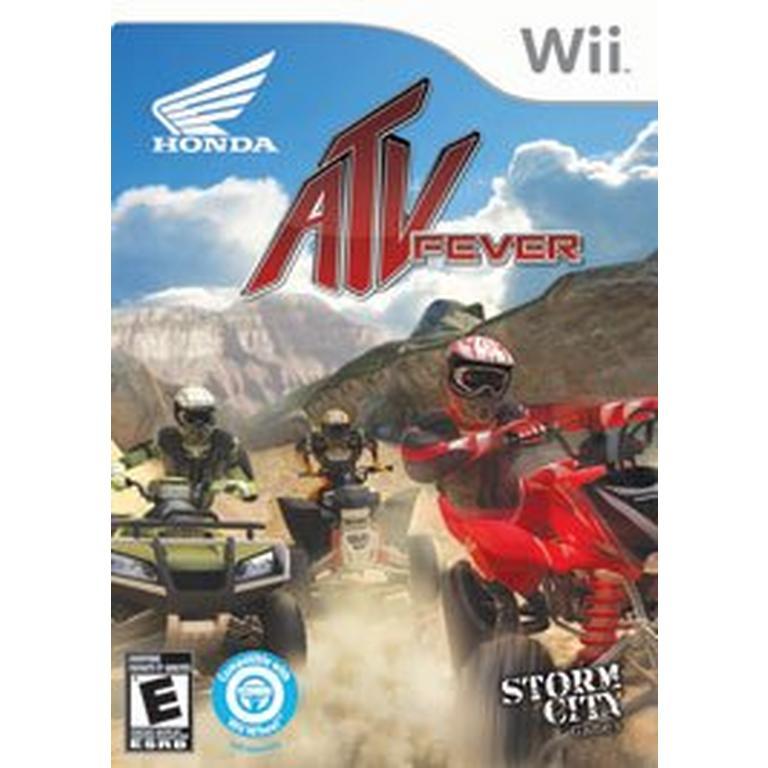 Honda ATV Fever