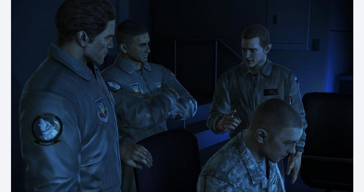 Ace Combat Assault Horizon