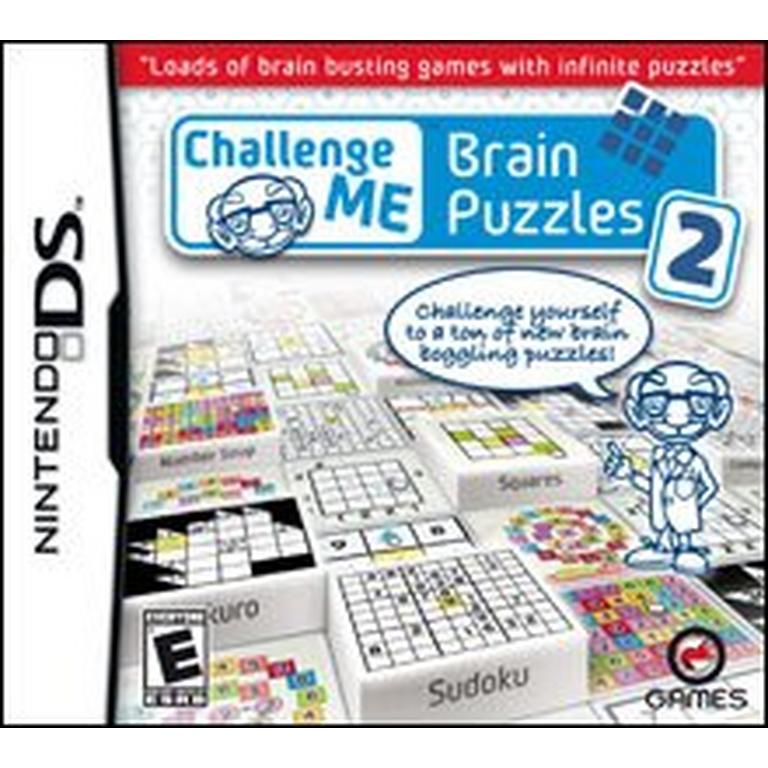Challenge Me: Brain Puzzles 2