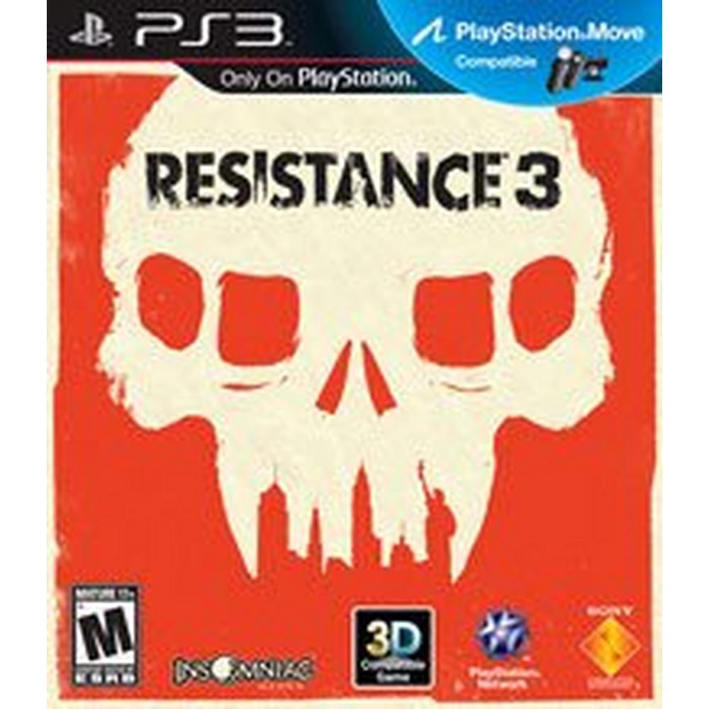 Resistance 3   PlayStation 3   GameStop